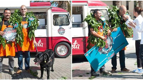 'Cocineros al volante' corona a 'La Vermuneta' como el mejor 'food truck'