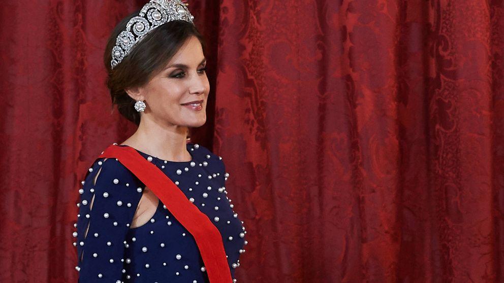 Este fue el 'look ideal' de la reina Letizia en 2018, según la prensa francesa