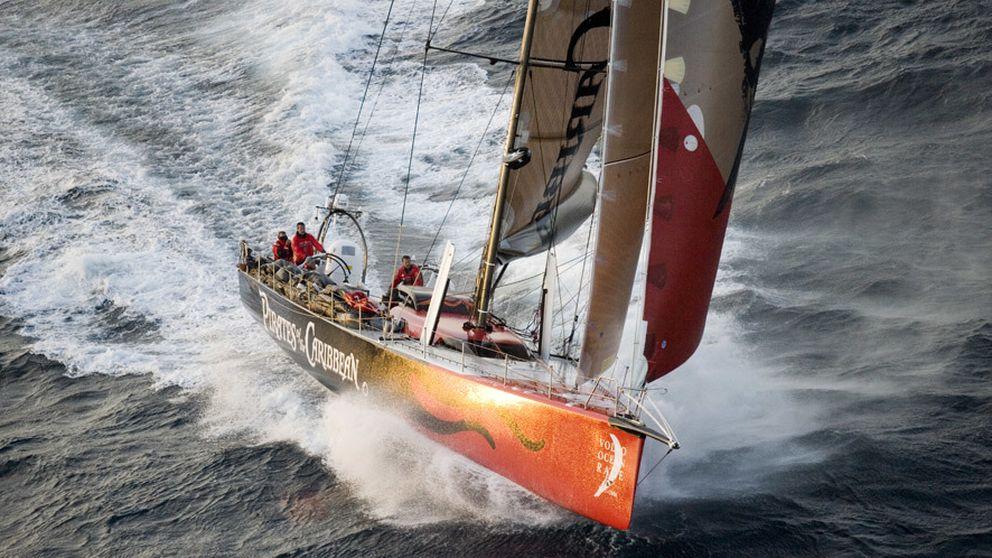 Tecnología para convertir un barco de regata en un estudio de televisión