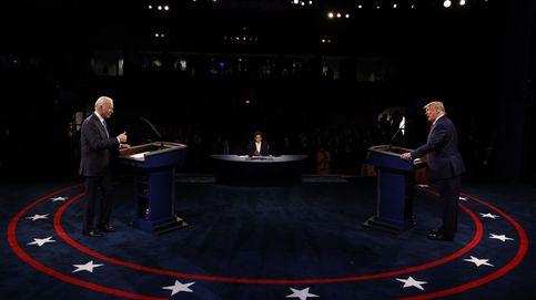 Más calmado y contenido: Donald Trump se despide de los debates presidenciales