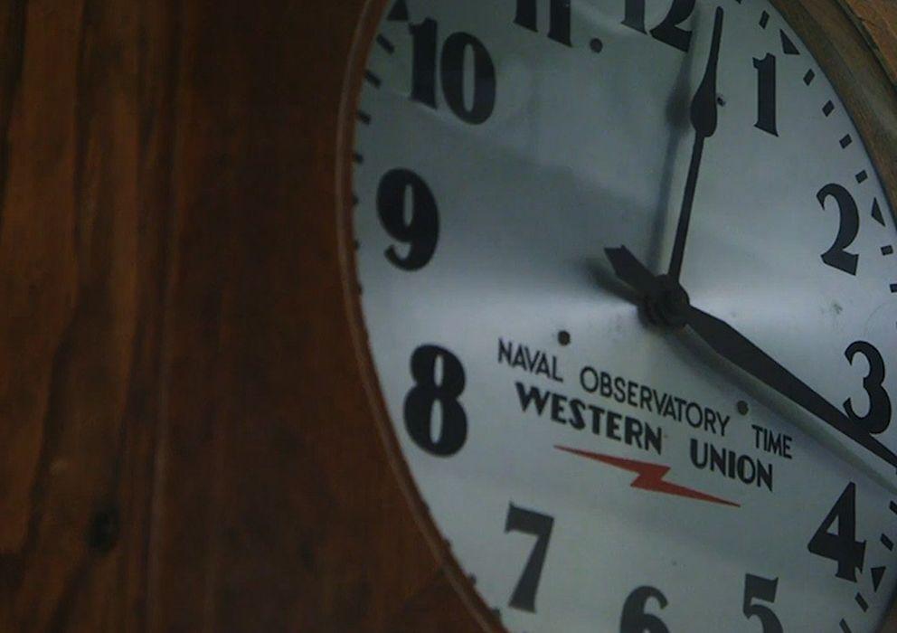 910db2258c28 Móviles  El reloj atómico que pone en hora al mundo