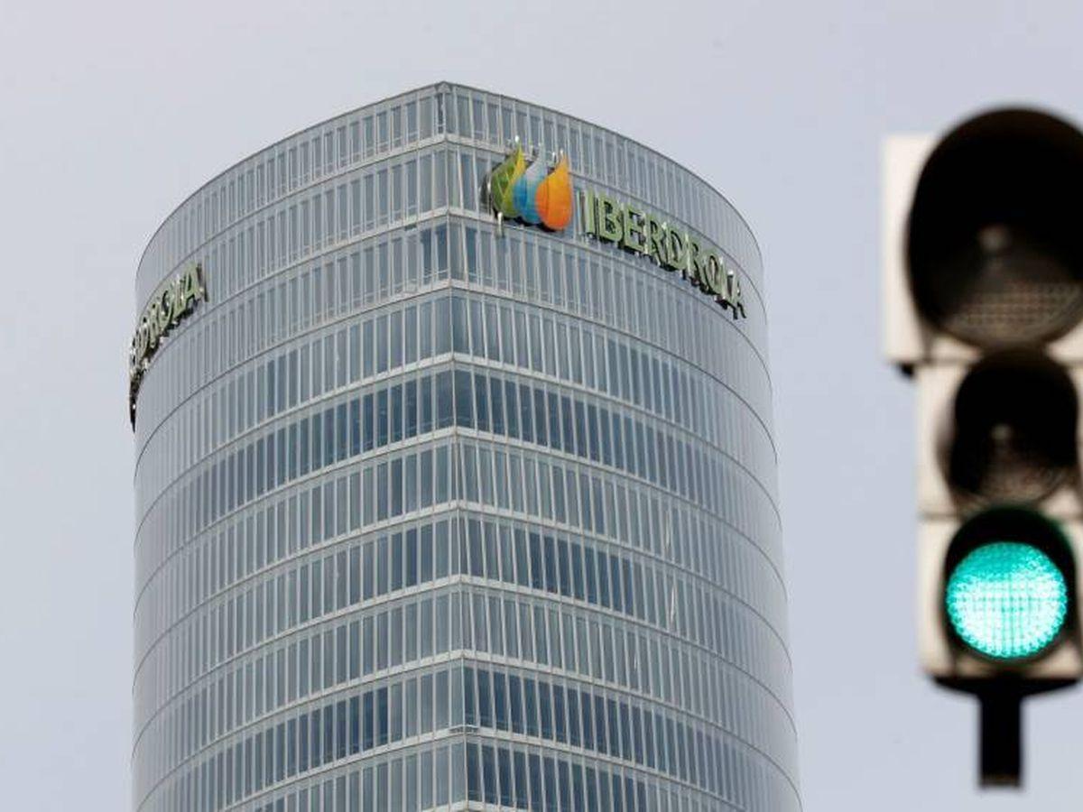 Foto: Torre de Iberdrola, sede social de la firma en Bilbao