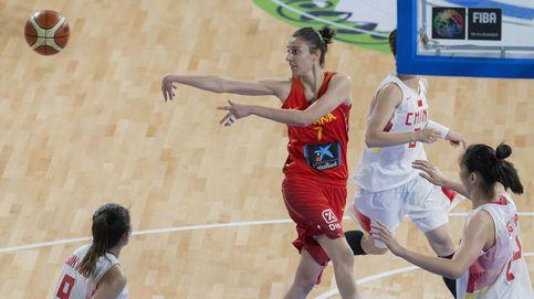 Alba Torrens lidera la primera victoria de España en el Preolímpico femenino