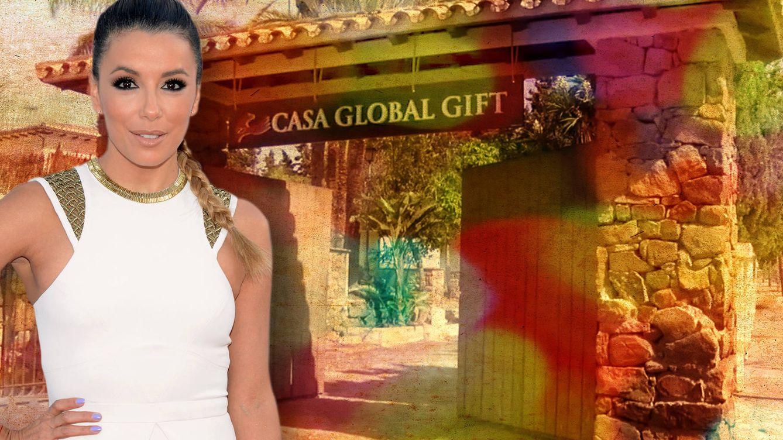Una finca millonaria en Marbella enfrenta a Podemos con Eva Longoria