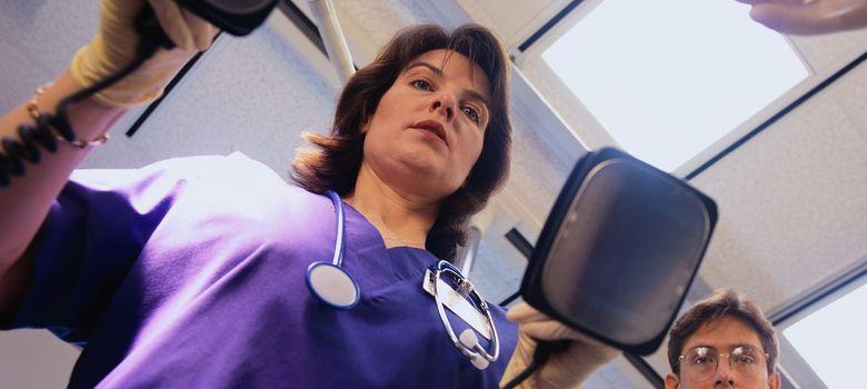 Foto: Una de cada cinco personas que sobreviven a una muerte clínica asegurar haber vivido estos episodios. (Corbis)