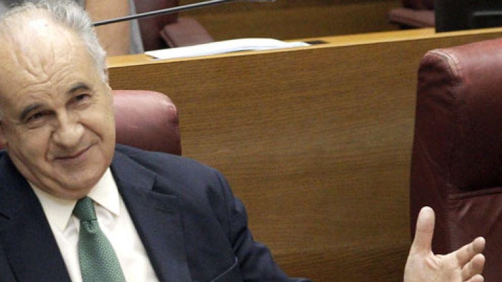 El PP valenciano suspende de militancia a Rafael Blasco