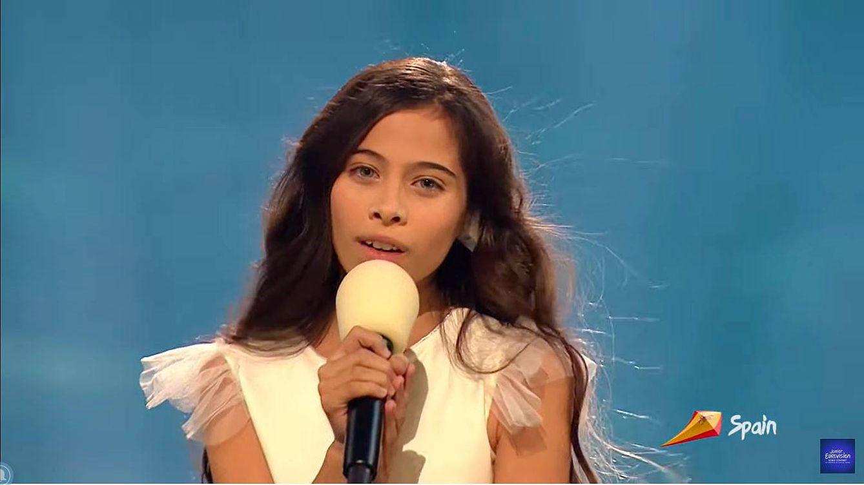 Eurovisión Junior | Melani ha brillado con unos agudos limpios, largos y sin cortes