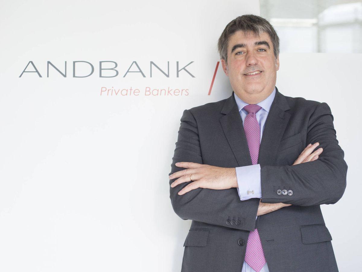Foto: Carlos Aso, consejero delegado de Andbank España.