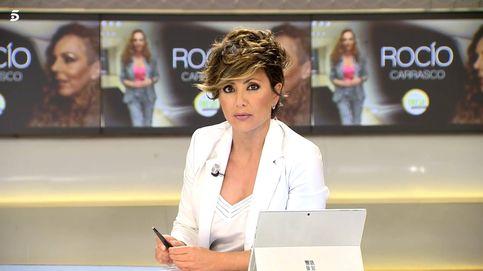 Sonsoles Ónega se sale del guion con un reproche a Rocío Carrasco