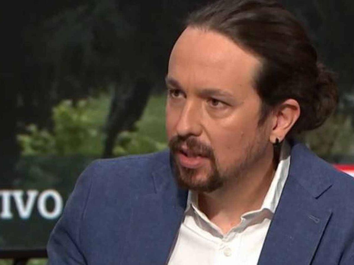 Foto: Pablo Iglesias en 'Al Rojo Vivo'. (Imagen: La Sexta)
