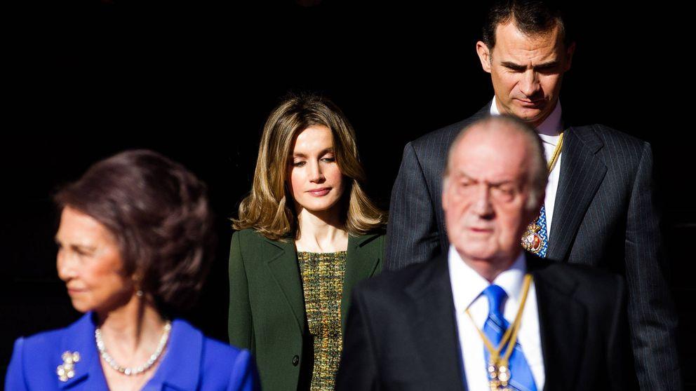 Hablan las amigas de la reina Letizia: Juan Carlos I se va contra su voluntad