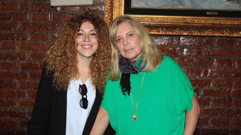 Foto: Bárbara Rey y su hija, Sofía Cristo (Foto: Elio Valderrama)
