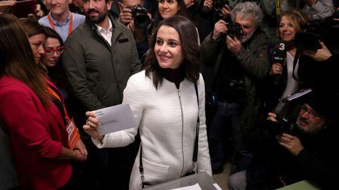 Elecciones en Cataluña: la jornada en fotos