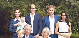 Post de Se filtran las fotos más tiernas y familiares del príncipe Carlos