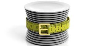 Post de Cinco trucos para perder peso sin pasar hambre reduciendo las raciones