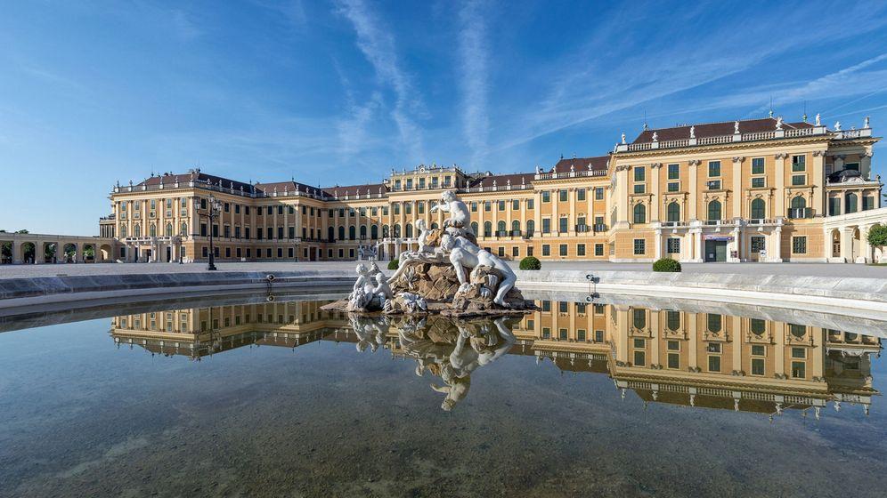 Foto: Palacio de Schönbrunn en las afueras de Viena (Efe).
