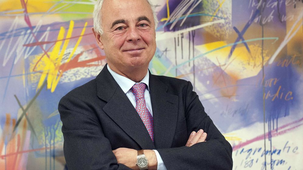 Foto: El presidente ocasional de la CNMV, Juan Manuel Santos-Suárez. (EFE)