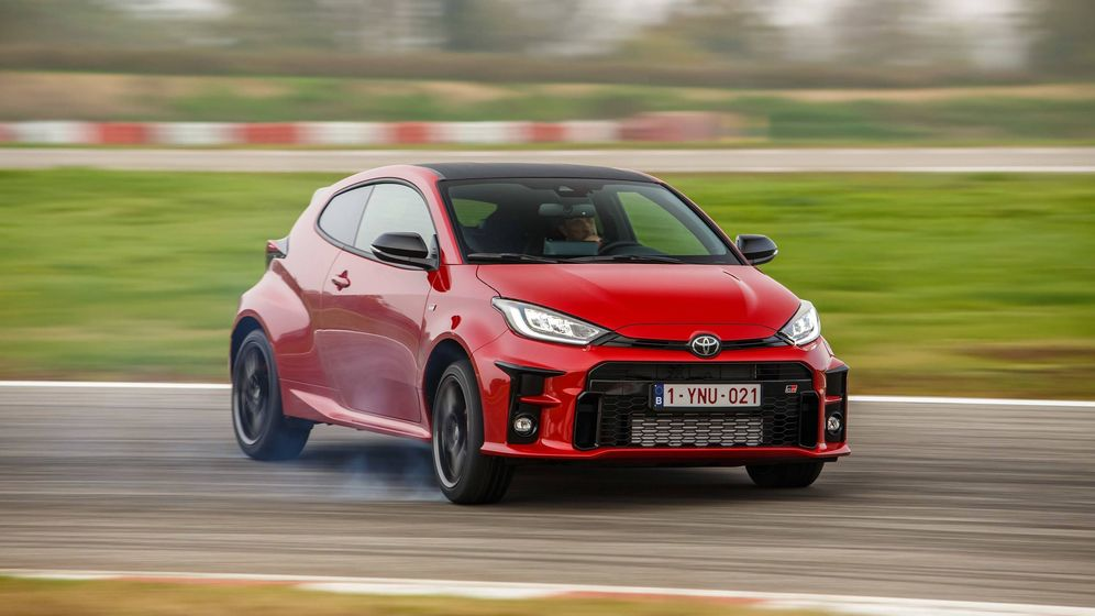 Foto: Toyota Yaris GR, lo más parecido a un coche de carreras