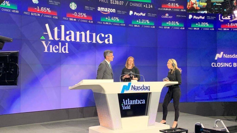 Los fondos de inversión estadounidenses elevan su participación en Atlantica Yield