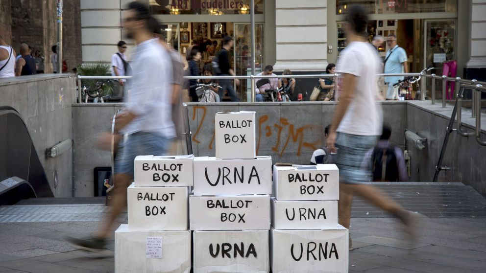 Existe una alternativa al 155: ofrecer un referéndum