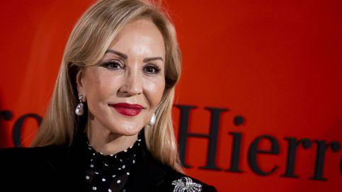 Carmen Lomana, lujo y estilo en fechas oscuras