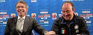 Benítez ya no es entrenador del Inter