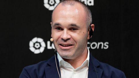 La empresa de sneakers de Andrés Iniesta no despega en España
