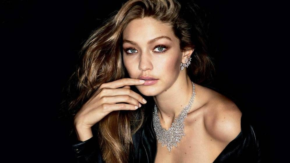 Foto:  La modelo Gigi Hadid, como imagen de la firma de joyería Messika. (Cortesía)