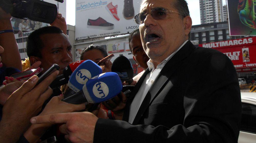 Foto: Ramón Fonseca, uno de los fundadores de la firma, detenido. (Reuters)