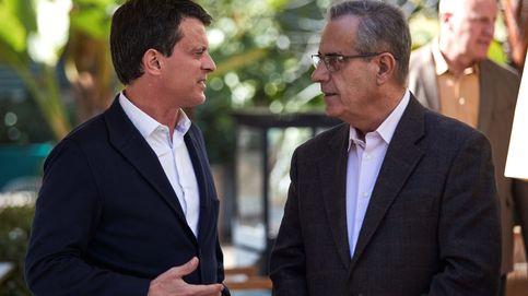 Corbacho abandona a Valls y se suma al grupo de Ciudadanos en Barcelona