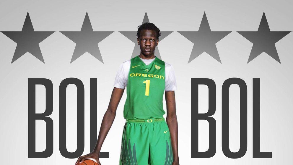 Bol Bol, el hijo del mito del que nadie sabía la edad quiere su hueco en la NBA