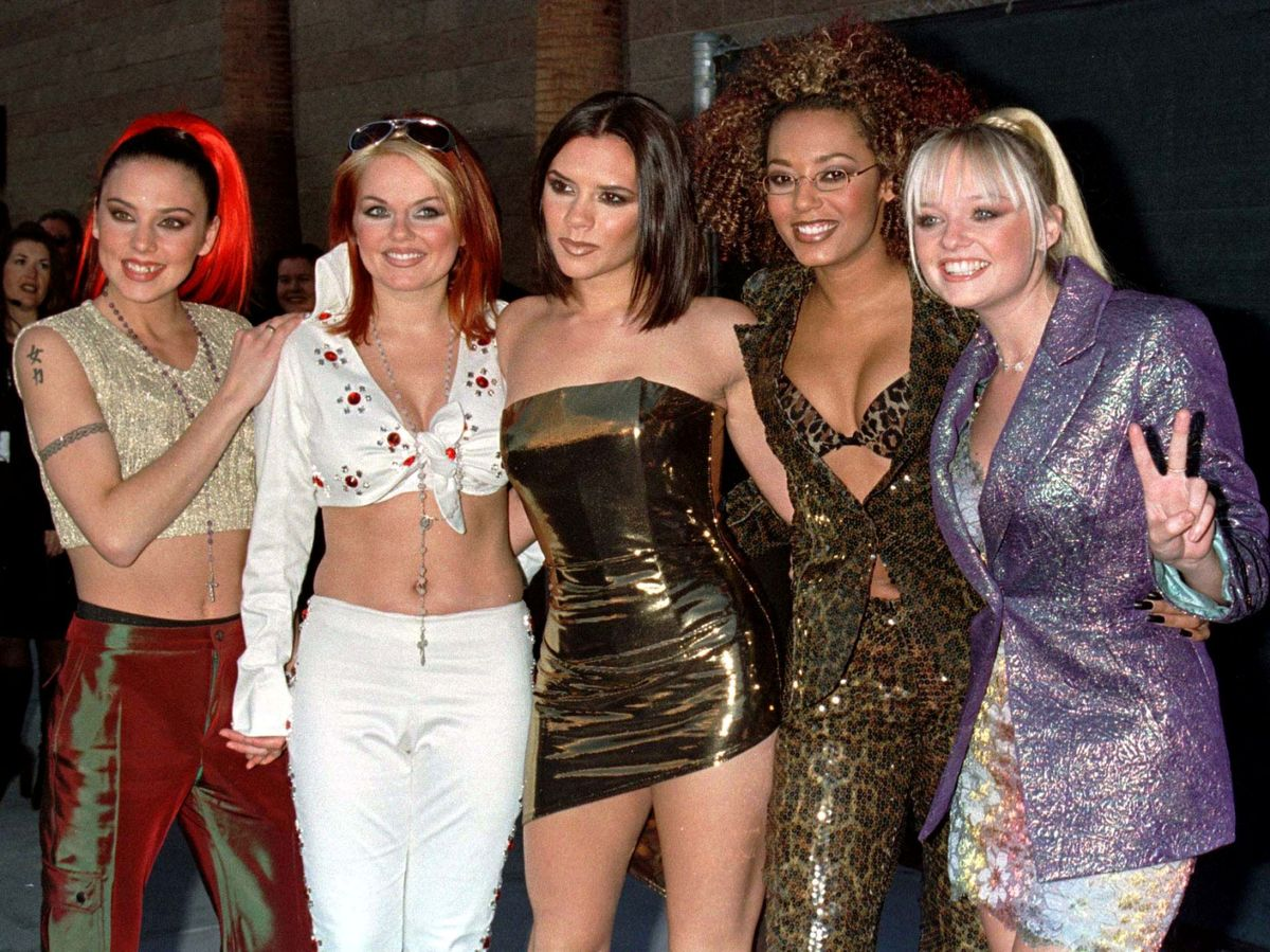 Foto: Imagen de archivo de las Spice Girls. (Reuters)