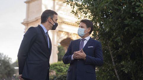 Sigue la rueda de prensa conjunta de Pedro Sánchez y Giuseppe Conte tras la XIX cumbre Hispano-Italiana