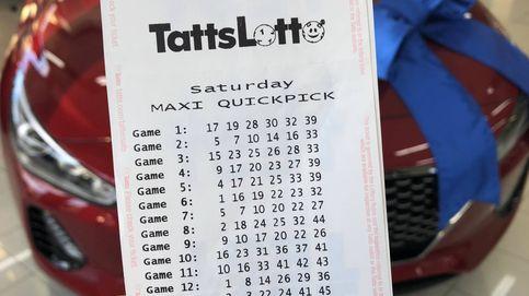 Un hombre no se puede creer que haya ganado la lotería y no sabe qué hacer