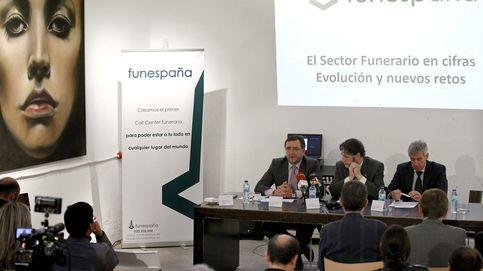Multa de 100.000 € a Funespaña por la compra de Funeraria Alianza Canaria