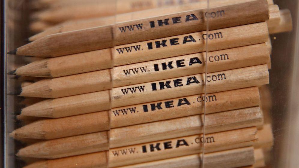 Foto: Los icónicos lápices de Ikea desaparecerán pronto de las tiendas (Reuters/Wolfgang Rattay)