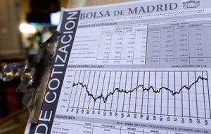El Ibex encadena 5 sesiones al alza tras firmar la mayor subida del mes