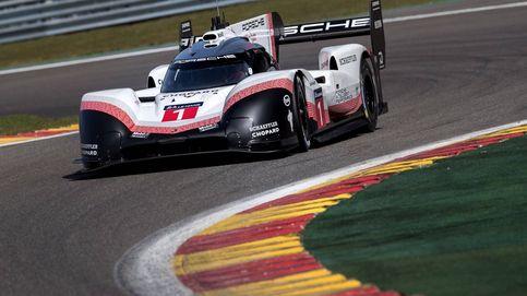 El Porsche 919 que ha batido el récords de Lewis Hamilton con el Mercedes de F1 en Spa-Francorchamps