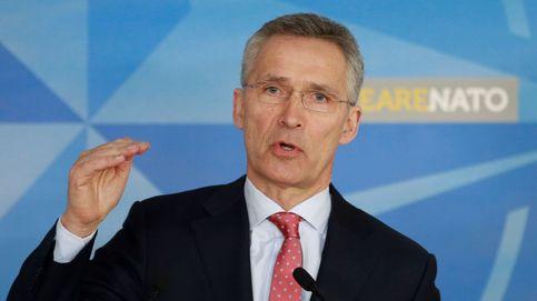 La OTAN responde a Moscú: expulsa a siete rusos y recorta su delegación