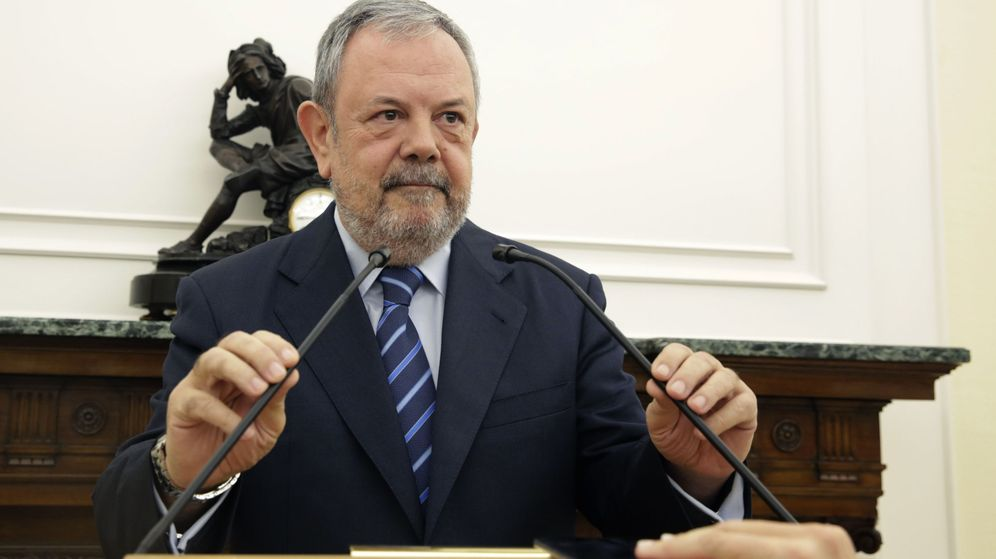 Foto: El consejero vasco de Hacienda y Economía, Pedro Azpiazu. (EFE)