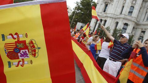 'Tú no eres español', el mensaje viral para los que llevan bandera y gritan su odio