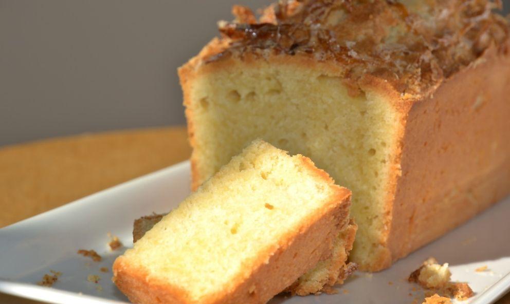Foto: Cake de Madeira