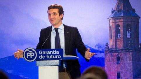 Casado insta al PSOE a dejar su danza suicida con el independentismo