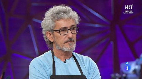 David Fernández (Chikilicuatre), primer expulsado de 'Masterchef Celebrity'