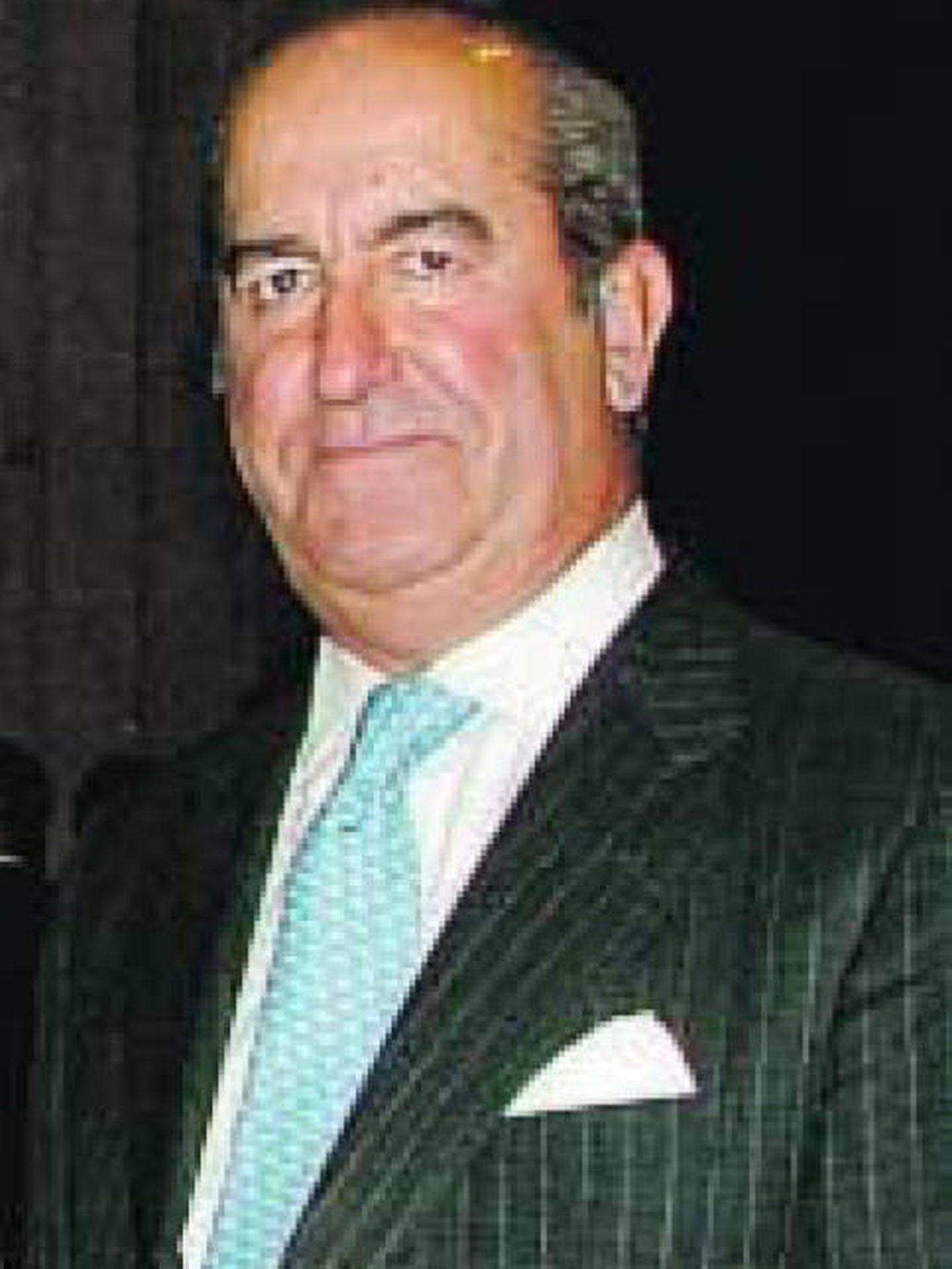 Juan Alvargonzález Figaredo, el primo de Rodrigo Rato que puso el aval para su fianza. (EC)