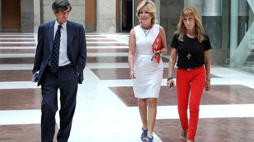 Imputada la jefa de campaña de Aguirre por los contratos de Púnica