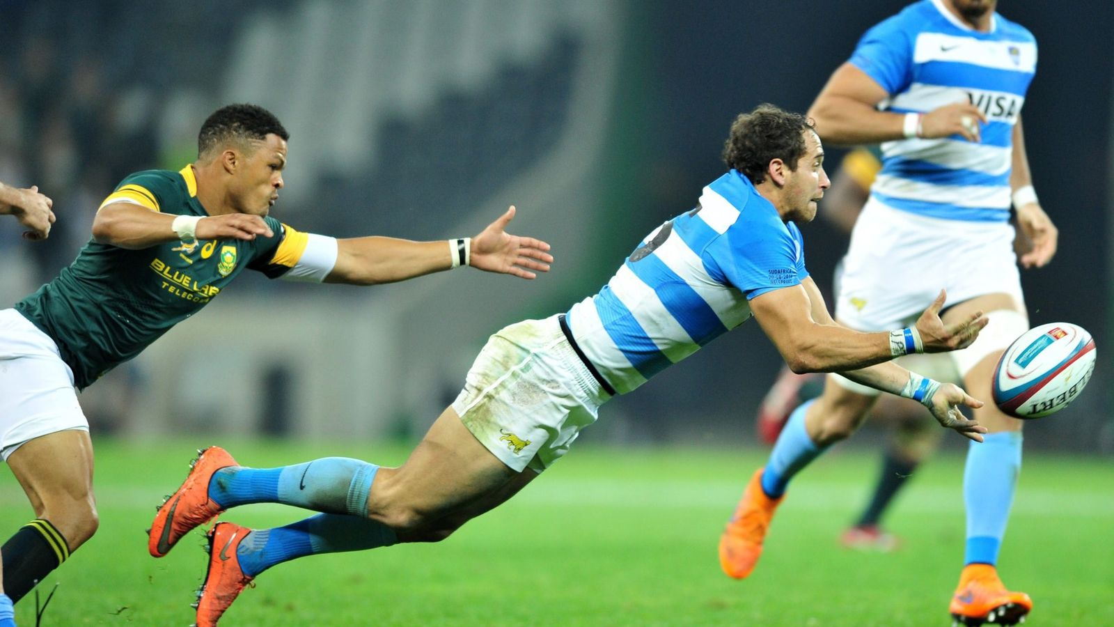 Rugby: Argentina señala el camino al rugby español con un