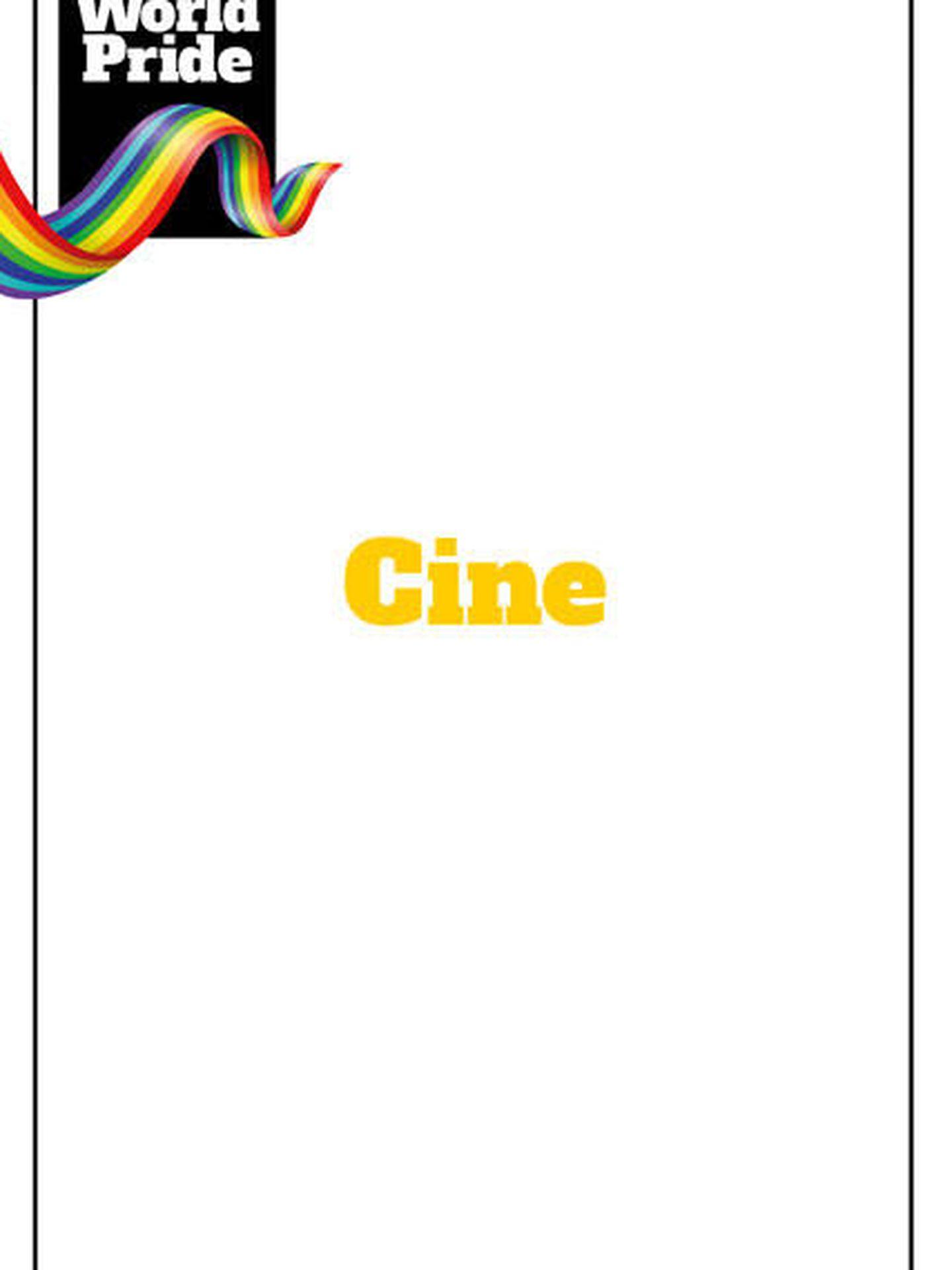 Orgullo LGTBI 2017: Cine.