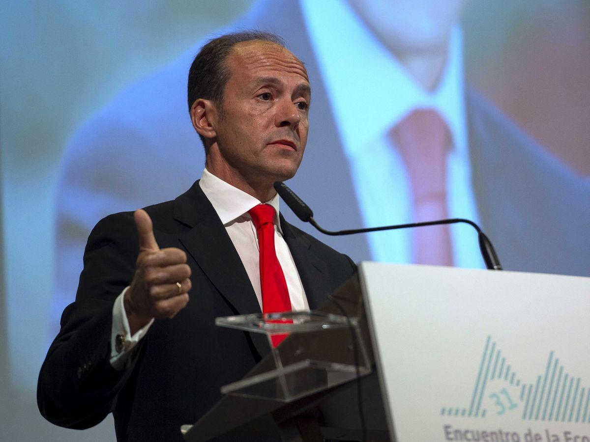 Foto:  El consejero delegado de Banco Santander, Rami Aboukhair. (EFE)