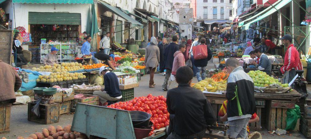 Foto: La inmigración subsahariana y el integrismo amenazan el afán de progreso en Marruecos